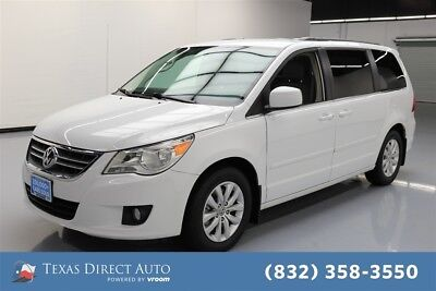 2013 Volkswagen Routan SE w/RSE & Navigation Texas Direct Auto 2013 SE w/RSE & Navigation Used 3.6L V6 24V Automatic FWD