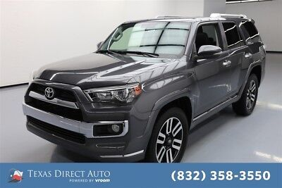 2014 Toyota 4Runner Limited 4dr SUV AWD Texas Direct Auto 2014 Limited 4dr SUV AWD Used 4L V6 24V Automatic 4WD SUV