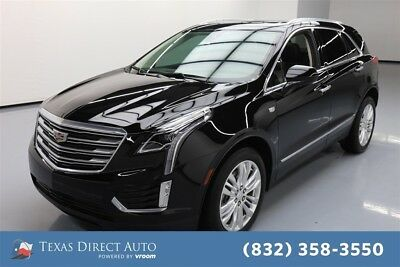 2017 Cadillac XT5 Premium Luxury FWD Texas Direct Auto 2017 Premium Luxury FWD Used 3.6L V6 24V Automatic FWD SUV