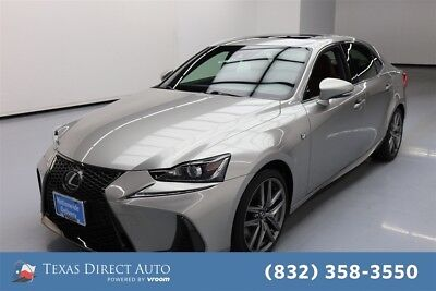 2017 Lexus IS  Texas Direct Auto 2017 Used 3.5L V6 24V Automatic RWD Sedan Premium