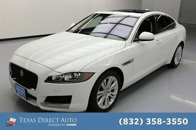 2017 Jaguar XF 35t Premium Texas Direct Auto 2017 35t Premium Used 3L V6 24V Automatic RWD Sedan Premium