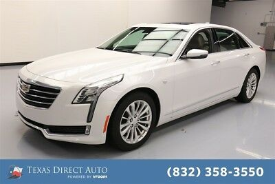 2016 Cadillac CT6 Luxury RWD Texas Direct Auto 2016 Luxury RWD Used Turbo 2L I4 16V Automatic RWD Sedan Bose