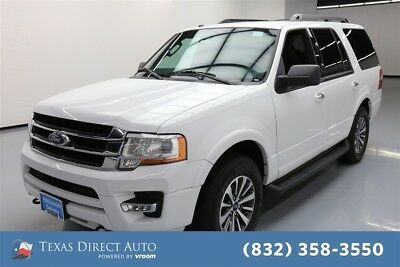 2017 Ford Expedition XLT 4dr SUV 4WD Texas Direct Auto 2017 XLT 4dr SUV 4WD Used Turbo 3.5L V6 24V Automatic 4WD SUV