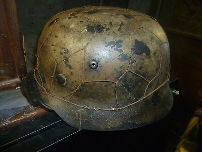 casque allemand elite ww2