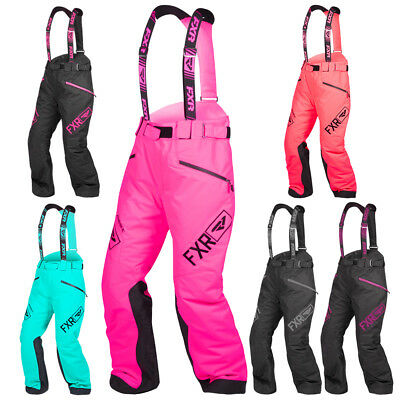 FXR Insulated Fresh Pant HydrX Shell F.A.S.T Flotation System Thermal Dry