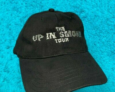 vtg UP IN SMOKE TOUR hat * dr dre ice cube snoop dogg eminem rap match t shirt