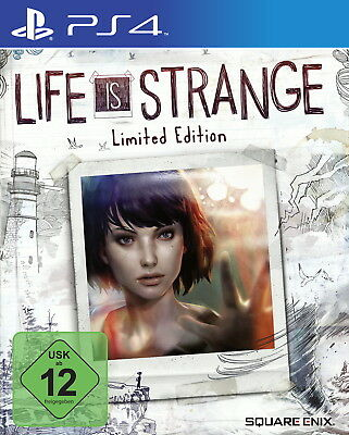 Life Is Strange - Limited Edition PlayStation 4