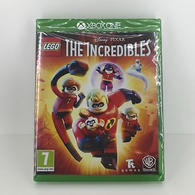 Lego The Incredibles Xbox One Game - New and Sealed Fast and Free Delivery