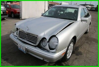 1999 Mercedes-Benz E-Class E320 AWD 1999 Mercedes-Benz E320 Automatic 6 Cylinder NO RESERVE
