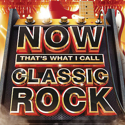 Now That's What I Call Classic Rock CD NEW
