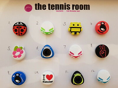 1 x Babolat Loony Damp Vibration Dampener - Choice Of Designs - Free P&P
