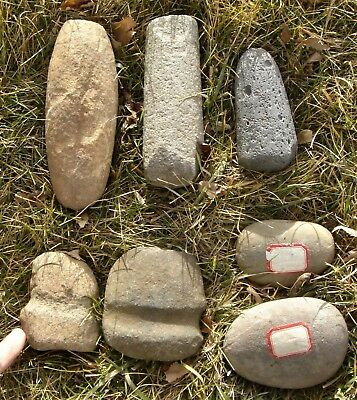 Northern New Jersey: 7 Ancient Stone Artifacts:  Holiday Stocking Stuffers!