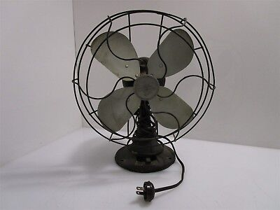 Emerson Electriv 2450-D Vintage Fan Made In USA