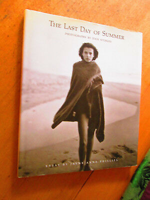 LAST DAYS OF SUMMER Jock Sturges SIGNED Rare Photography Book First Edition
