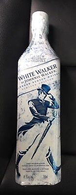 White Walker By Johnnie Walker Game Of Thrones Limited Edition Unopened