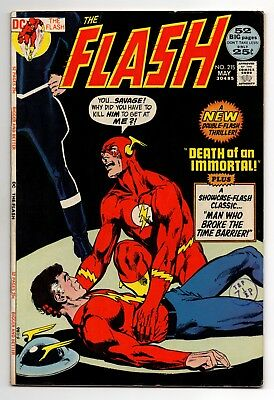 Flash Vol 1 No 215 May 1972 (VFN-) (7.5) DC Comics, Bronze Age (1970 - 1979)