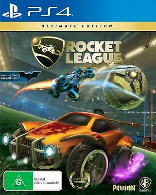 da0b7aed437 Rocket League Collectors Edition - Playstation 4 (PS4) Brand New Sealed