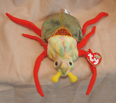 TY - SCURRY THE BUG   Beanie Baby - new with tags