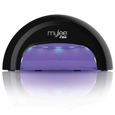 Mylee PRO Convex™ Nail Dryer LED Lamp FAST Gel Manicure Curing w Timer NEW
