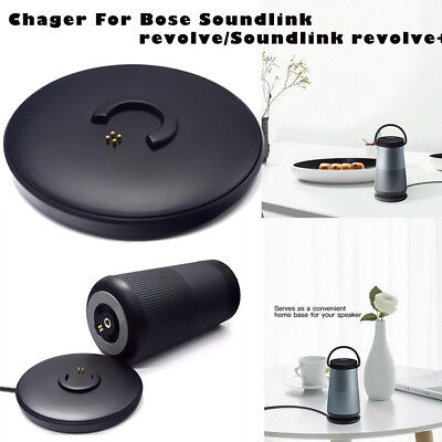 Bluetooth Speaker Charging Dock Cradle Base For Bose Soundlink Revolve RM