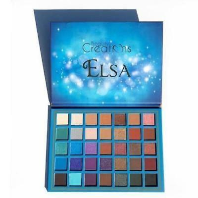 35Colors Elsa Eyeshadow Palette Glitter Matte Shimmer Cosmetic Makeup