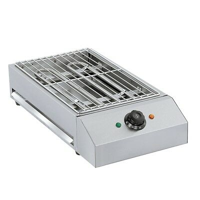 WOO 220V Outdoor Charbroiler Electric Barbecue Oven Smokeless BBQ Grill Machine