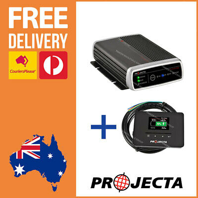 Projecta IDC25 DC to DC Charger Version 4 - V04 + Battery Gauge / Monitor BM320