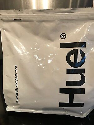 Huel Nutritionally Complete Food Gluten Free Coffee Flavour