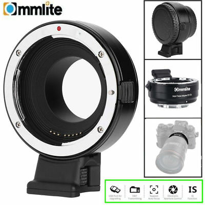Commlite EF-FX Auto Focus Lens Adapter for Canon EF/EF-S Lens to Fuji FX-Mount S