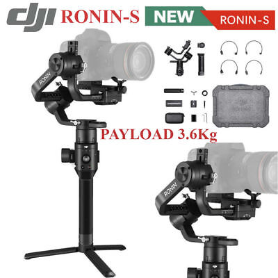 DJI RONIN-S Three-Axis Motorized Gimbal Stabilizer - IN STOCK NOW SP