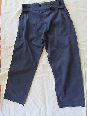 Vintage cinch back french style  trousers oi polloi boho.