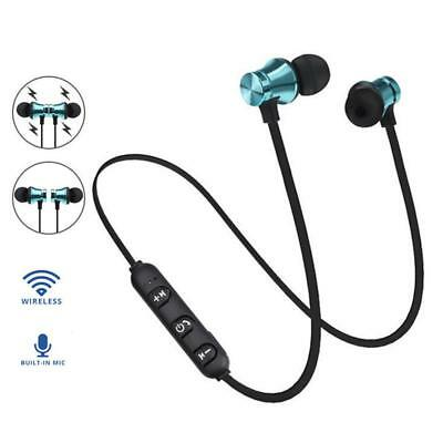 AU Stock Bluetooth 4.2 Earphone Wireless Magnetic In-Ear Earbuds Headphone