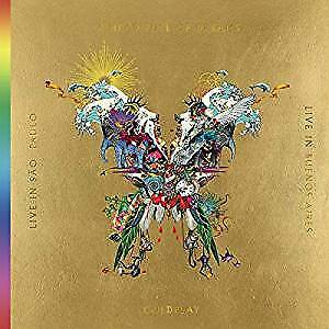 Coldplay - Live In Buenos Aires / Live In Sao Paulo / A