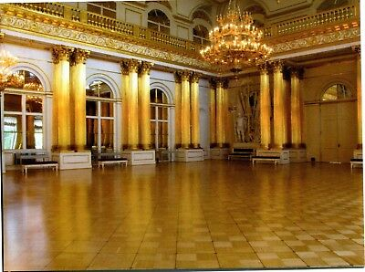 Postcard Interior Of The Hermitage In St. Petersburg, Russia