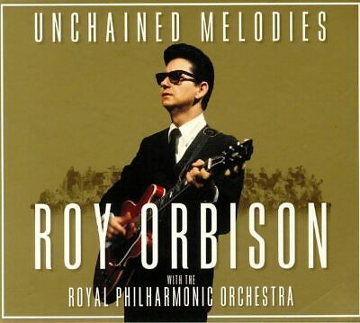 ORBISON, Roy with THE ROYAL PHILHARMONIC ORCHESTRA - Unchained Melodies - CD