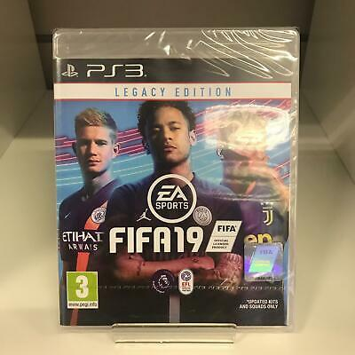 FIFA 19 PS3 Playstation 3 Game - New and Sealed Fast and Free Delivery