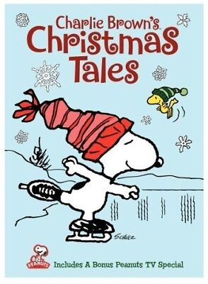 Charlie Brown's Christmas Tales (DVD, 2010) DISC ONLY