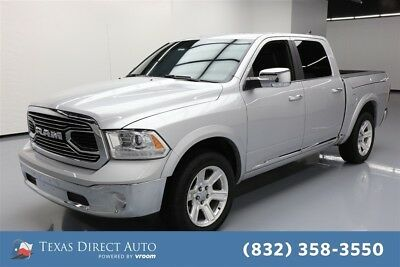 2016 Ram 1500 Longhorn Limited Texas Direct Auto 2016 Longhorn Limited Used 5.7L V8 16V Automatic 4WD Pickup