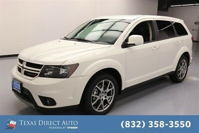 2018 Dodge Journey GT Texas Direct Auto 2018 GT Used 3.6L V6 24V Automatic FWD SUV