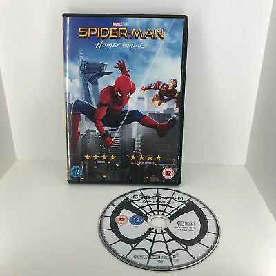 Spider-Man Homecoming DVD - GENUINE - Fast and Free Delivery