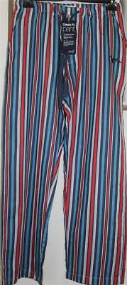 Peter Alexander Mens Cotton Striped PJ Pant Sz  M, L, XL, XXL NWT