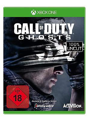 Xbox One Spiel Call of Duty Ghosts Shooter NEUWARE