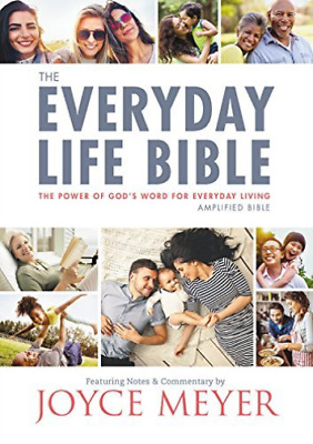 The Everyday Life Bible: The Power of God`s Word for Everyday Living BOOK NEW