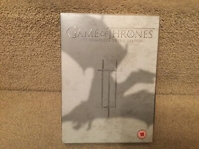 Game of Thrones Complete Season 3 DVD