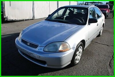 1998 Honda Civic LX 1998 Honda Civic LX Automatic 4 Cylinder NO RESERVE