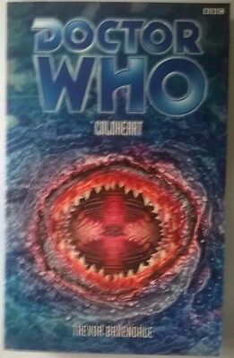 Doctor Who Book : Bbc Eighth Doctor Adventure (Eda) :  Coldheart