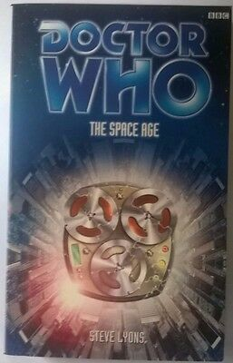 Doctor Who Book : Bbc Eighth Doctor Adventure (Eda) :  The Space Age