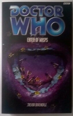 Doctor Who Book : Bbc Eighth Doctor Adventure (Eda) :   Eater Of Wasps