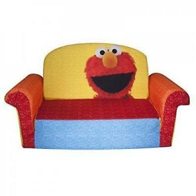 Sofa Kids Bed Flip Open Chair Fold Out Couch Lounger Children