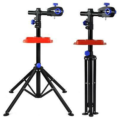 """Profession Bike Repair Stand Adjustable 42"""" To 75"""" W/Telescopic Arm Bicycle Rack"""